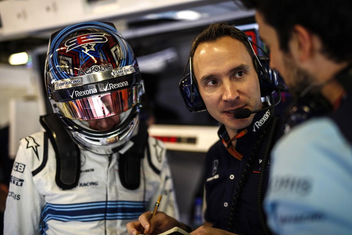 F1 セルゲイ・シロトキン ウィリアムズ アブダビGP
