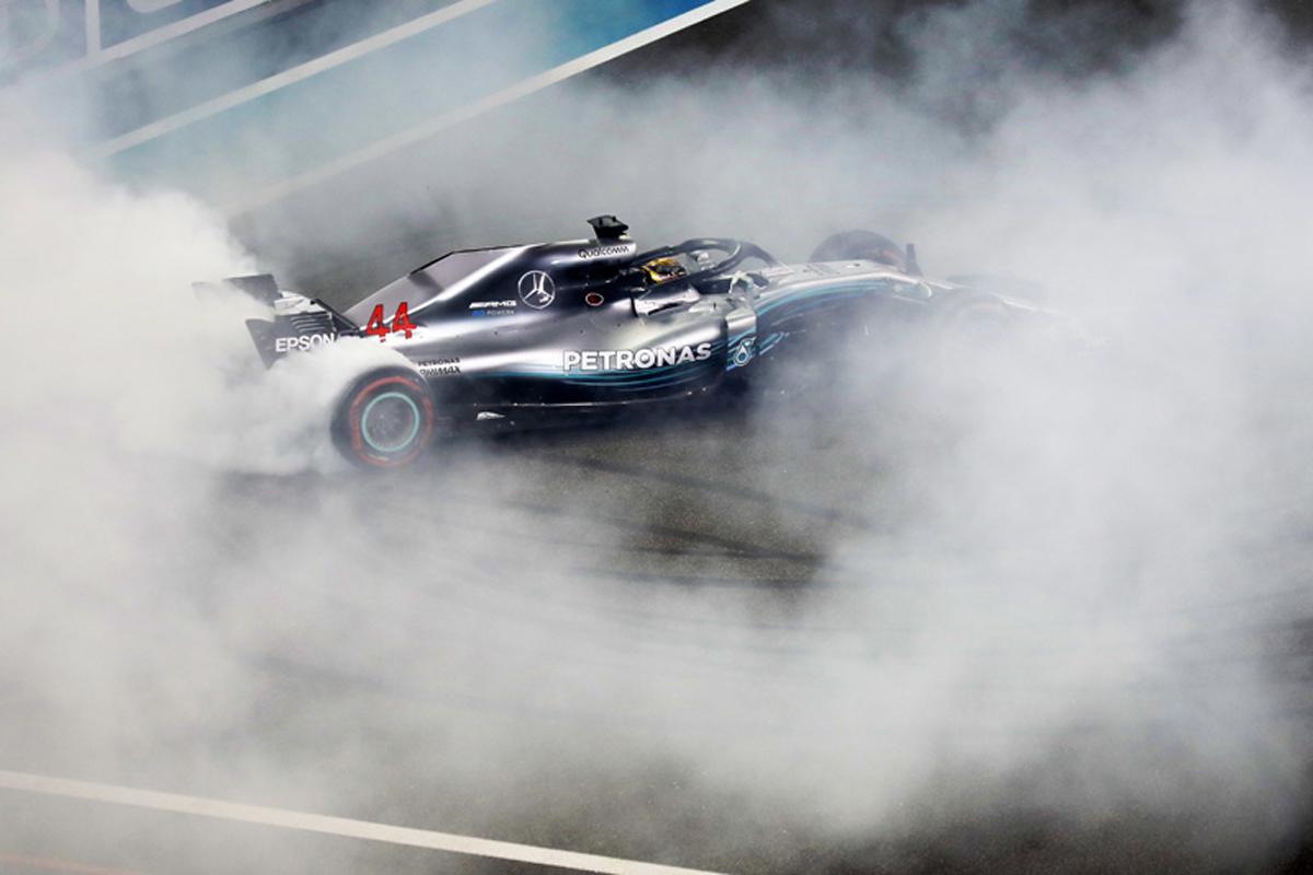 F1 アブダビグランプリ ピレリ