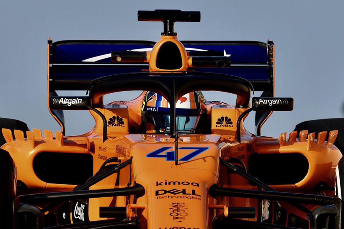 F1 マクラーレン OnePlus