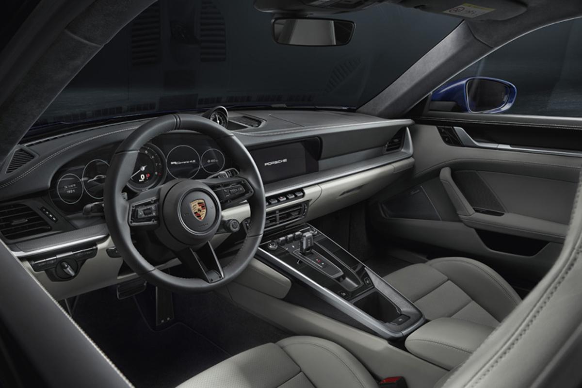 ポルシェ 新型911 安全性と快適性を高める新しいアシスタンスシステム