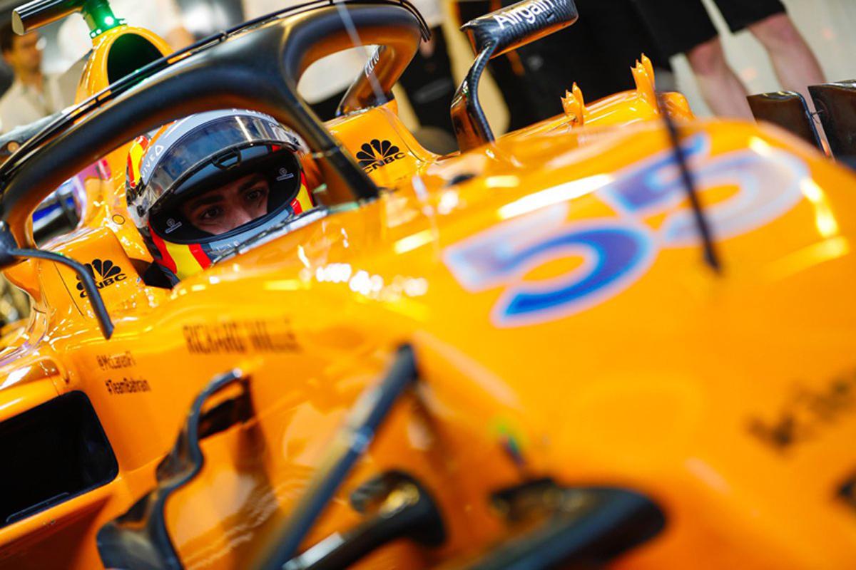 F1 カルロス・サインツ マクラーレン