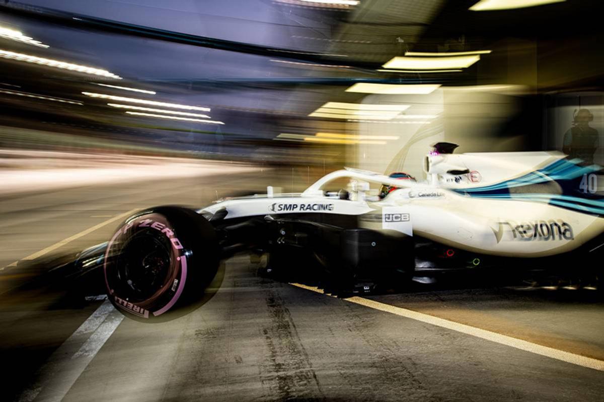 F1 ウィリアムズ PKNオーレン