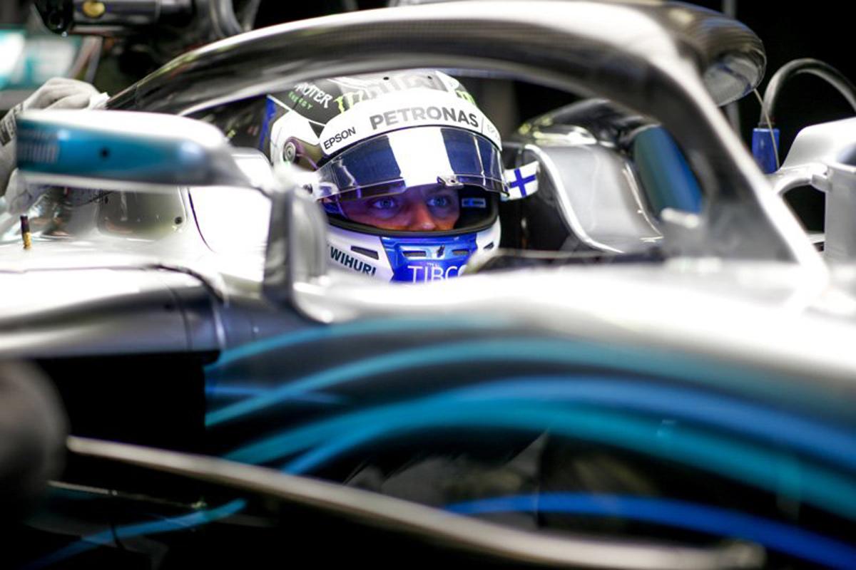 F1 バルテリ・ボッタス メルセデス