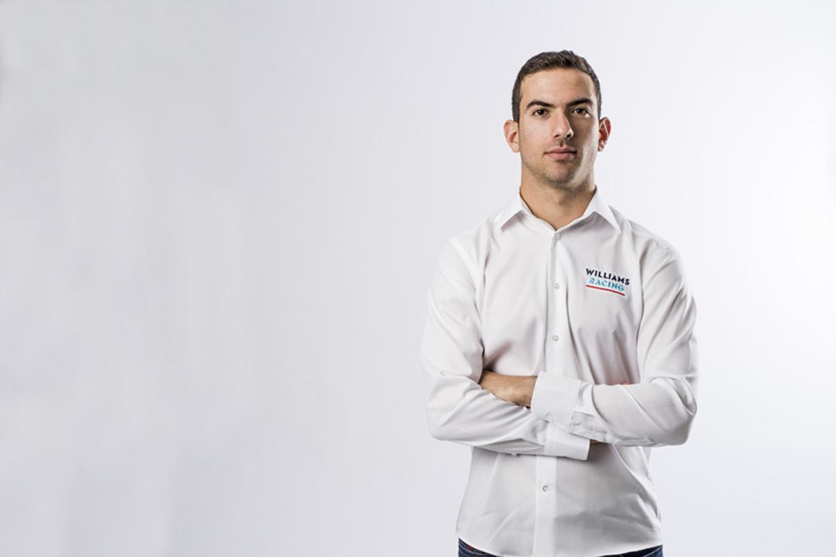 F1 ウィリアムズ ニコラス・ラティフィ