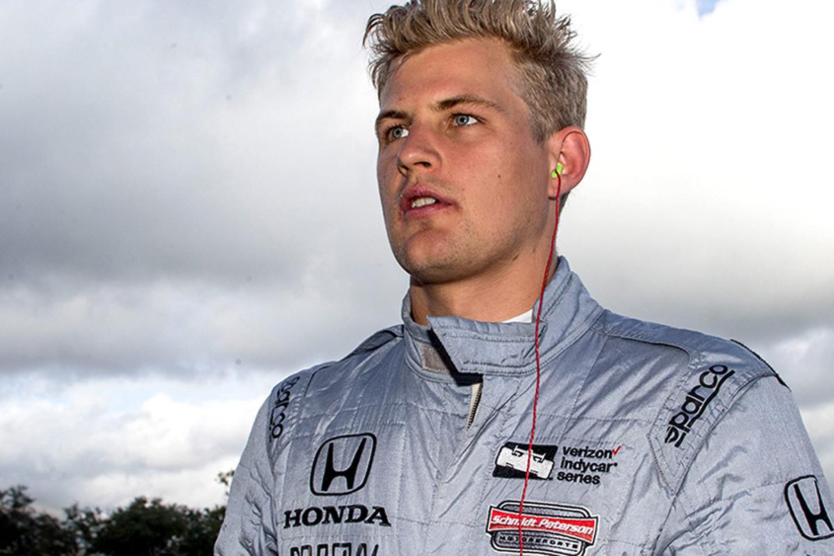マーカス・エリクソン F1 インディカー