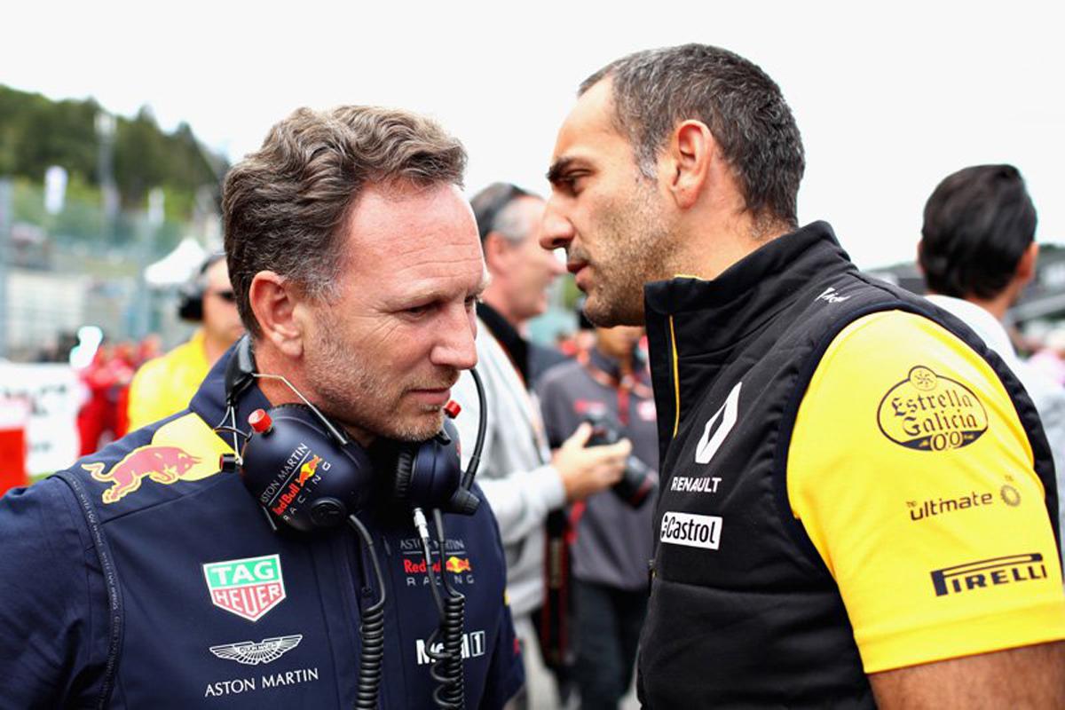 F1 ルノーF1 レッドブル・レーシング