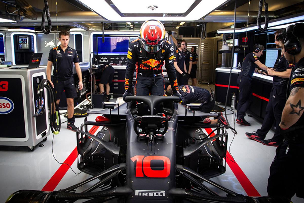 F1 レッドブル・レーシング タグ・ホイヤー