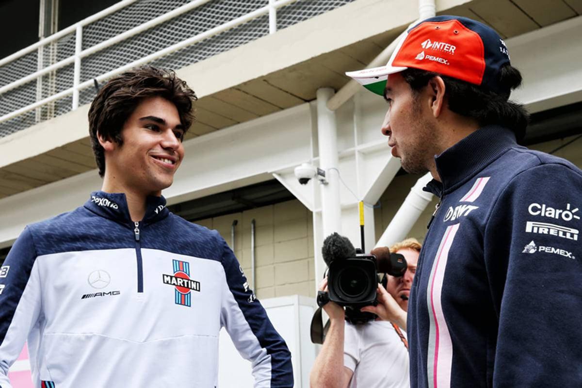 F1 セルジオ・ペレス ランス・ストロール