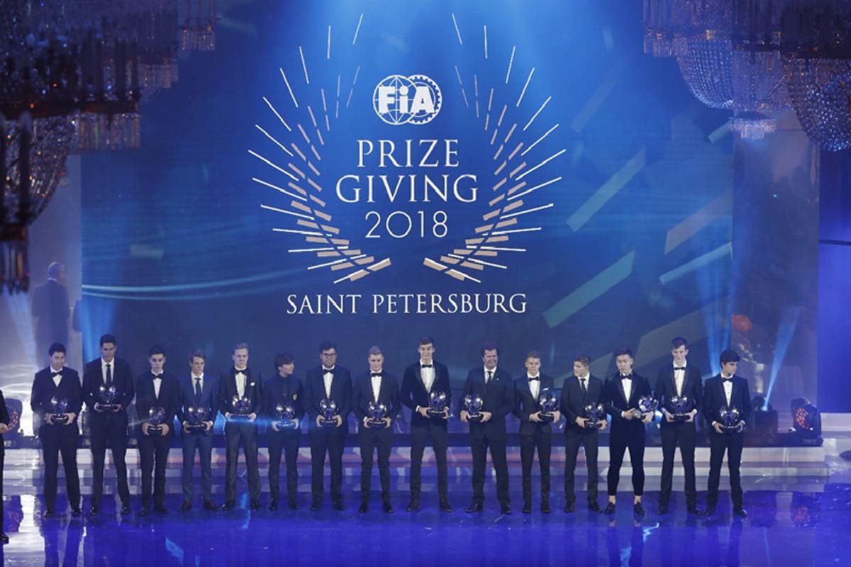 2018 FIA Champions