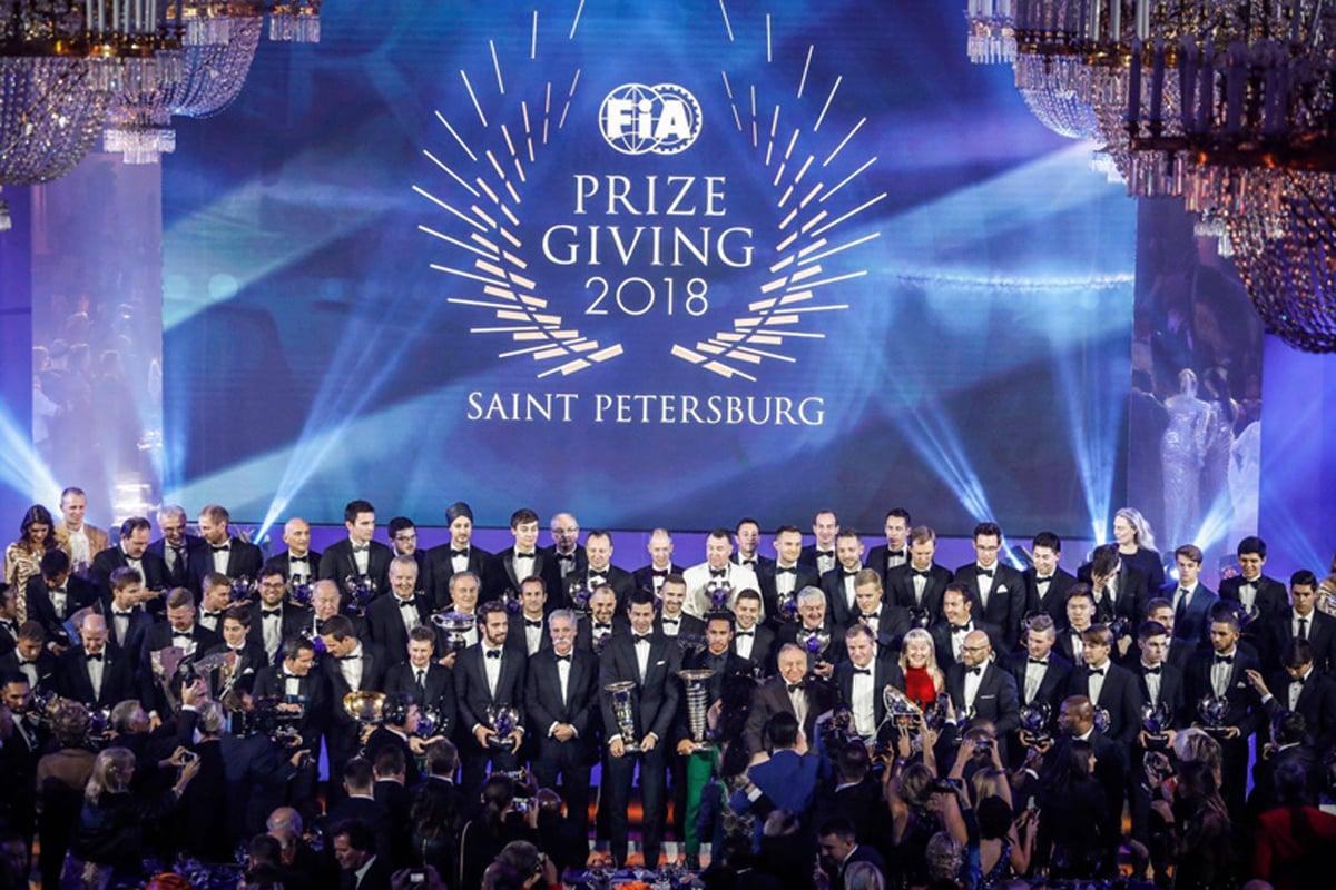 2018 FIA Prize Giving