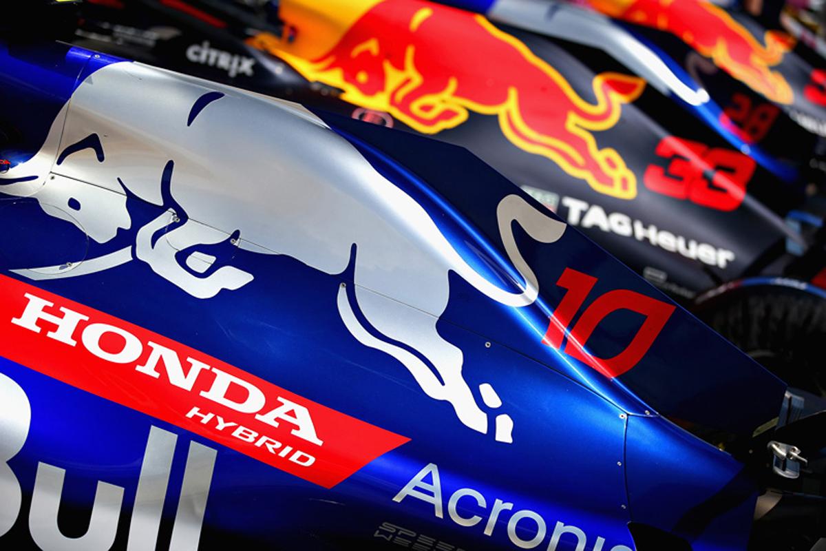 F1 ホンダF1 トロロッソ・ホンダ レッドブル・ホンダ