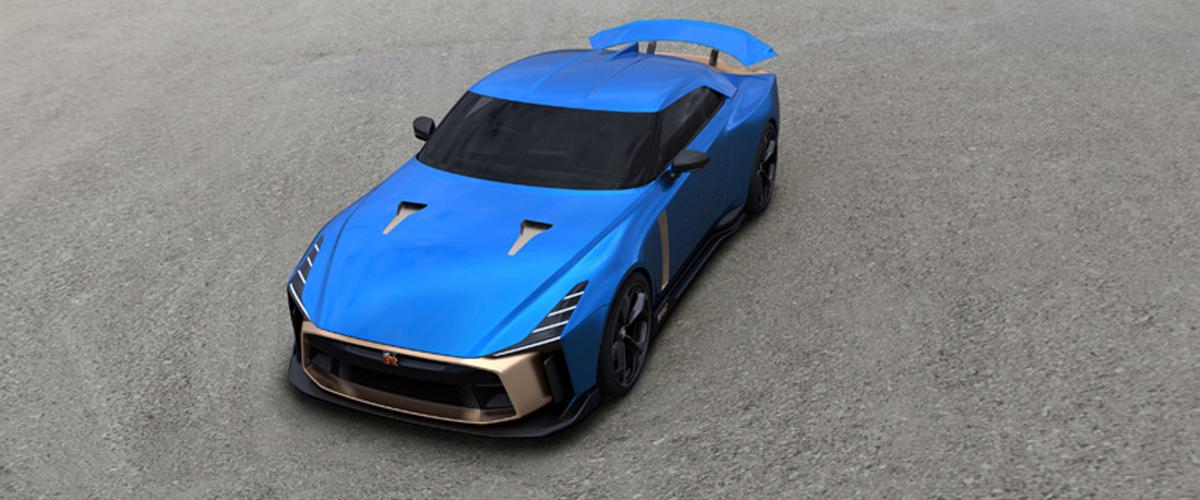 Nissan GT-R50 by Italdesign ③
