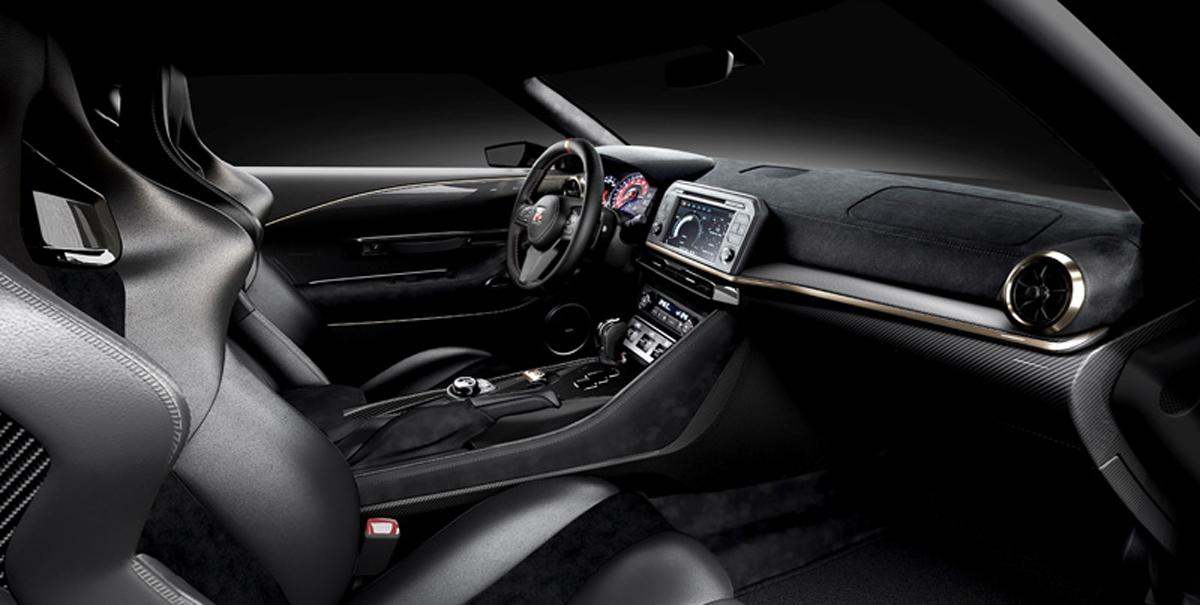 Nissan GT-R50 by Italdesign ④
