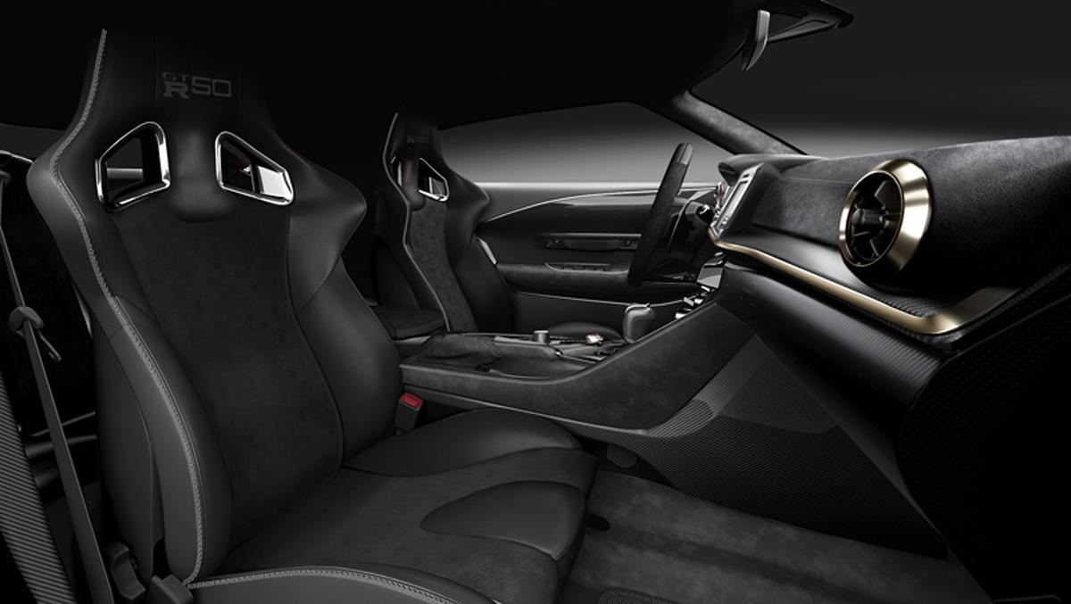 Nissan GT-R50 by Italdesign ⑤