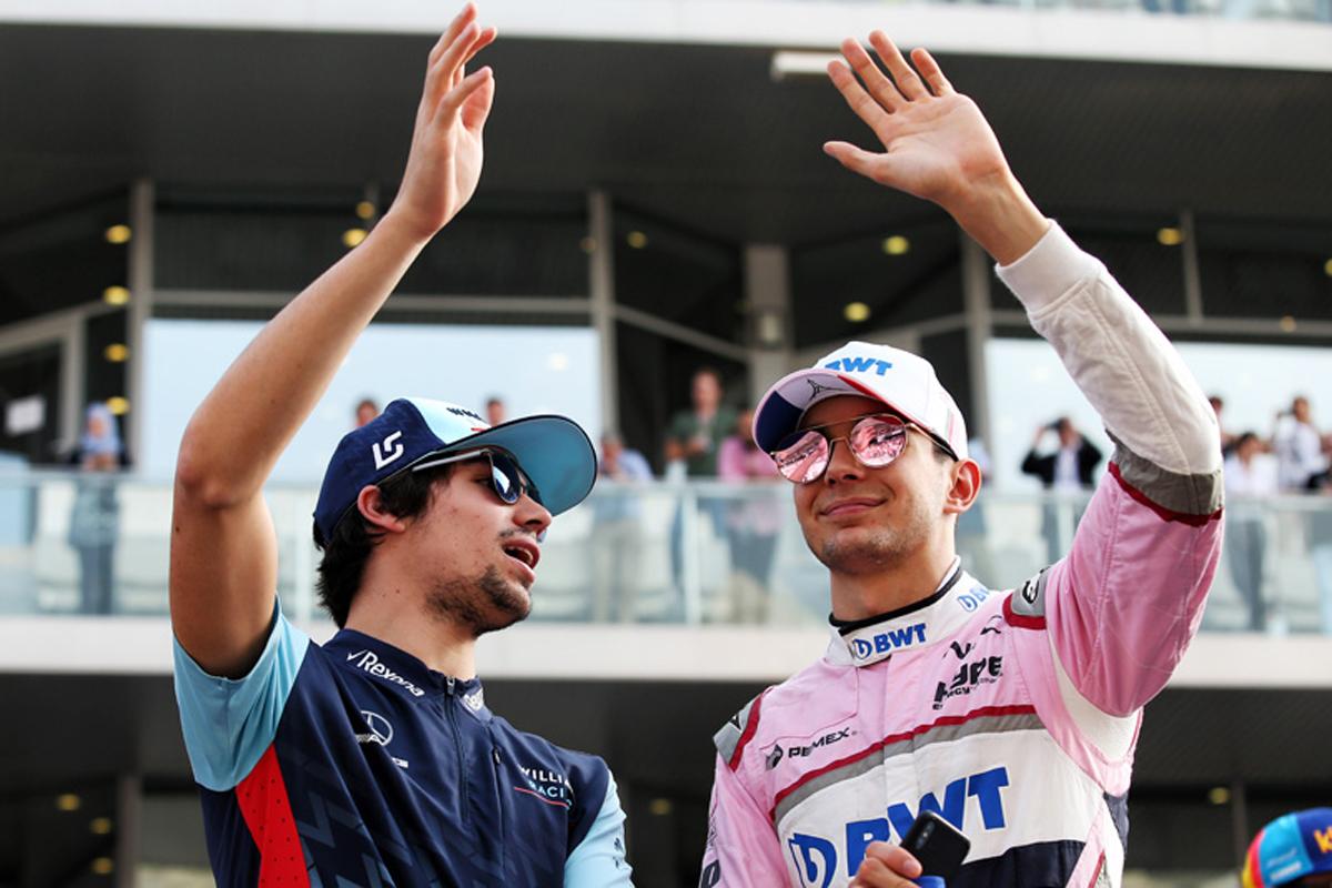 F1 フォース・インディア ランス・ストロール
