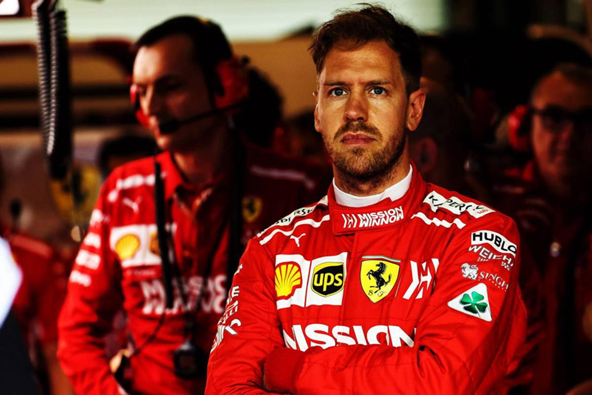 F1 セバスチャン・ベッテル ロバート・クビサ