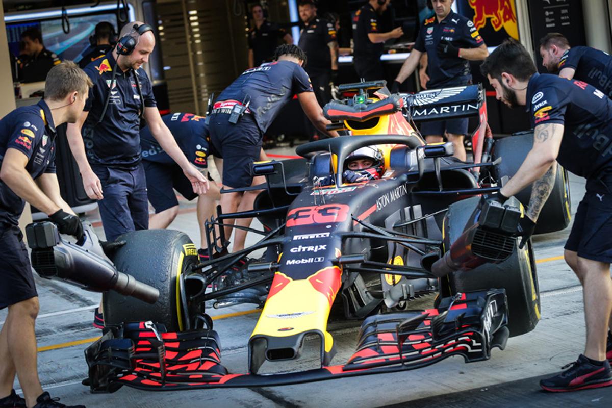F1 レッドブル・ホンダ マックス・フェルスタッペン ホンダF1
