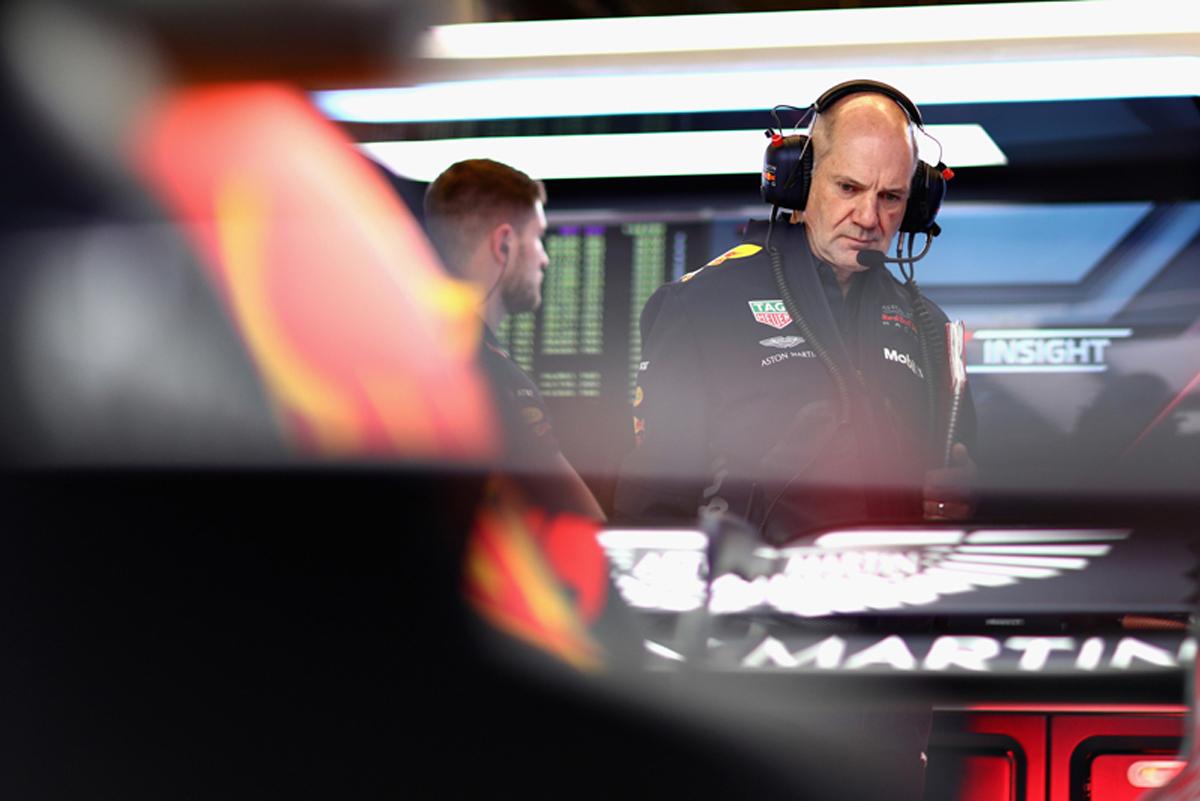 F1 レッドブル・レーシング ホンダF1 RB15