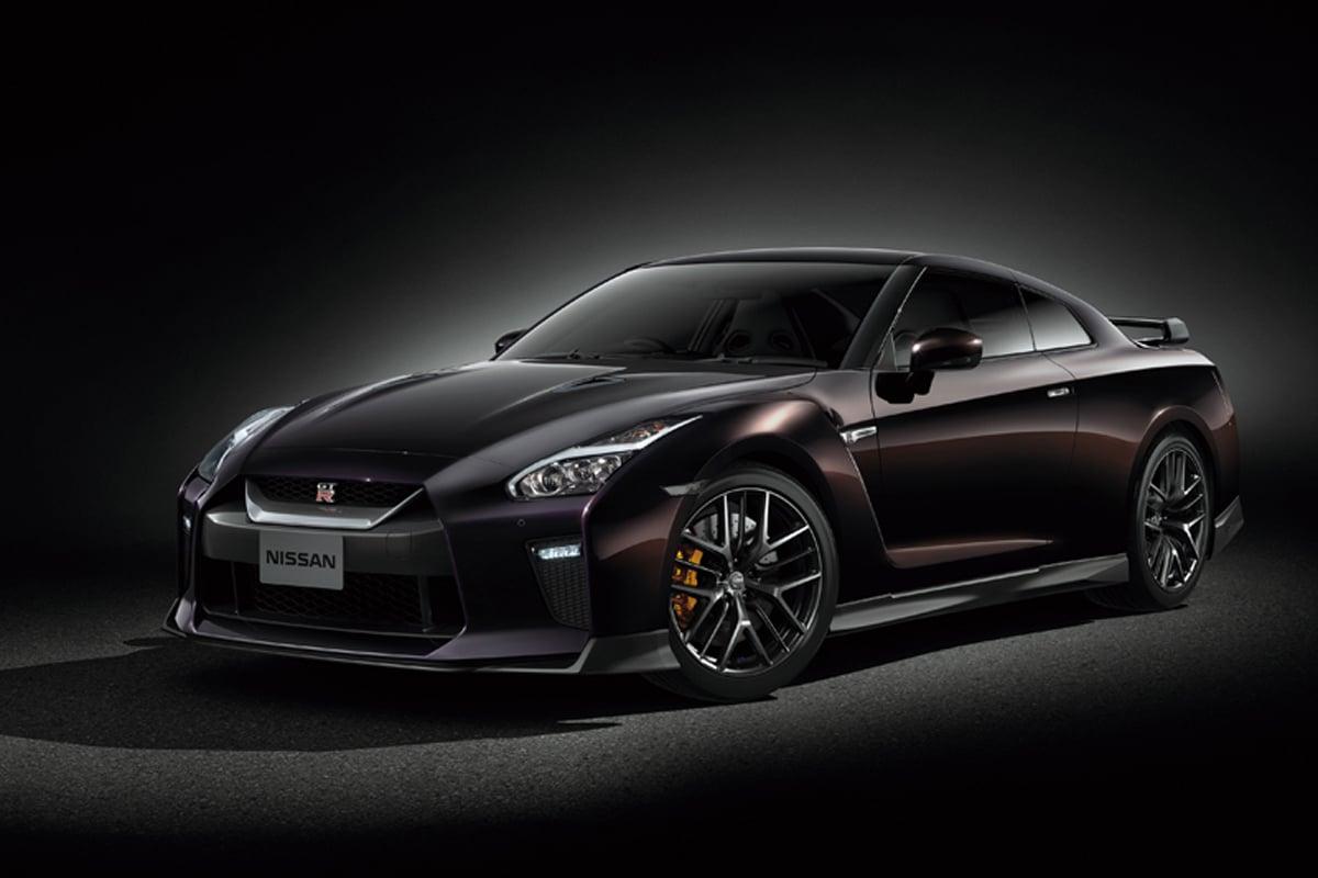 日産・GT-R 大坂なおみ