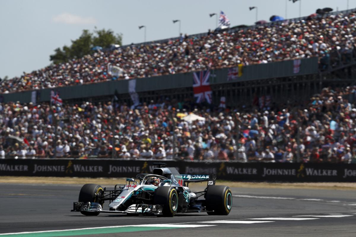 F1 2018年のF1世界選手権