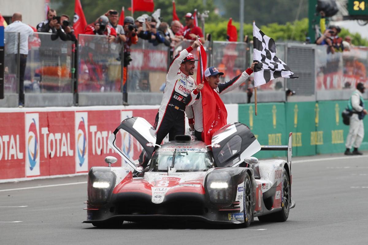 モースポフェス2019 ル・マン24時間レース