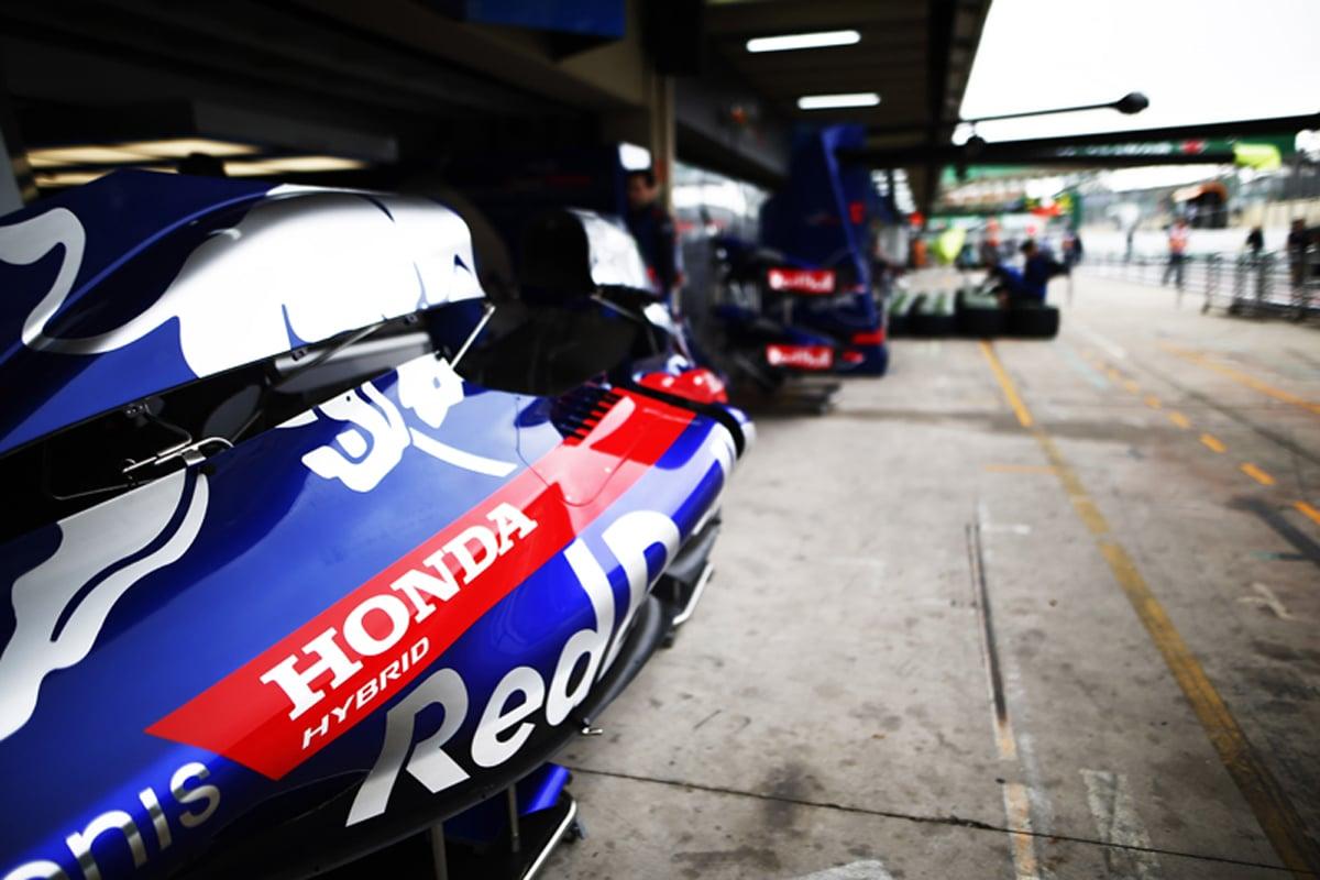 F1 ホンダF1 トロロッソ・ホンダ