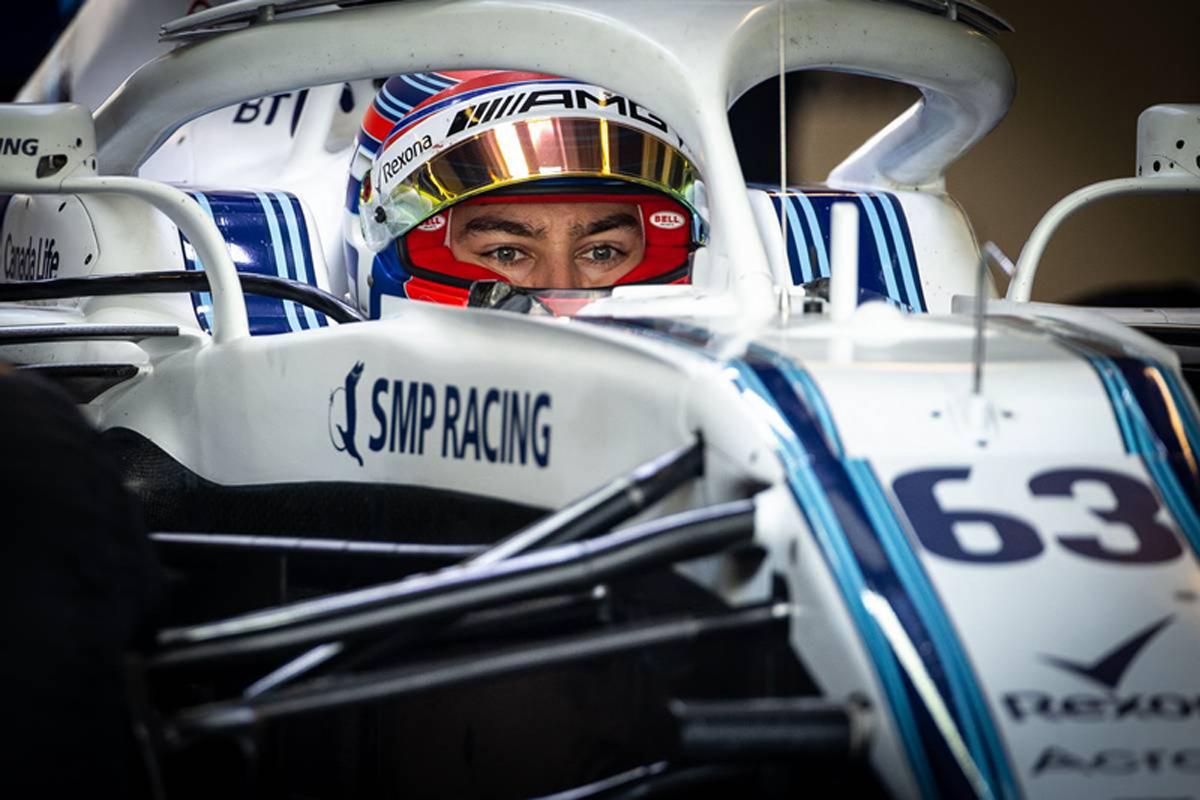F1 ウィリアムズ ジョージ・ラッセル
