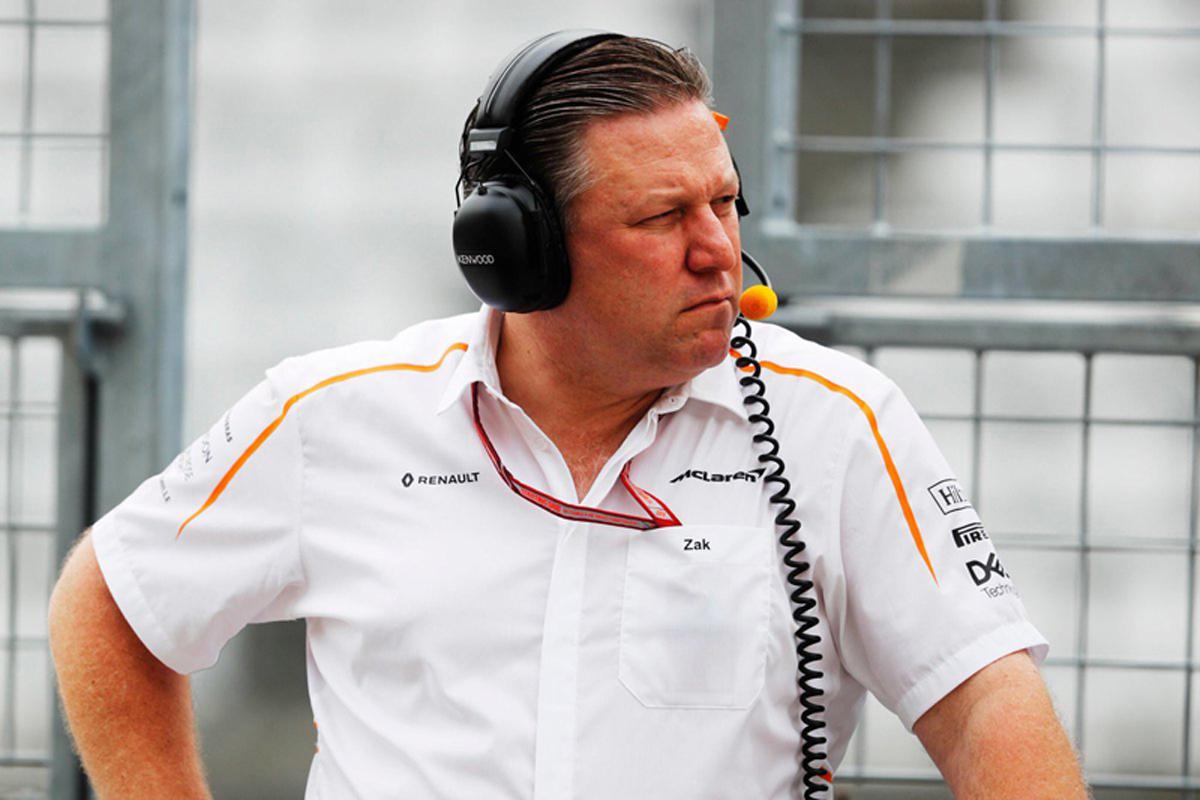 McLaren Formula1 Team