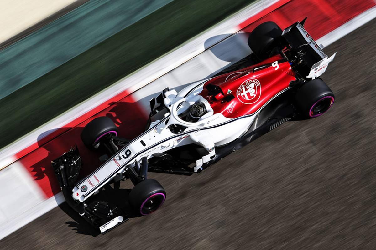F1 ザウバー