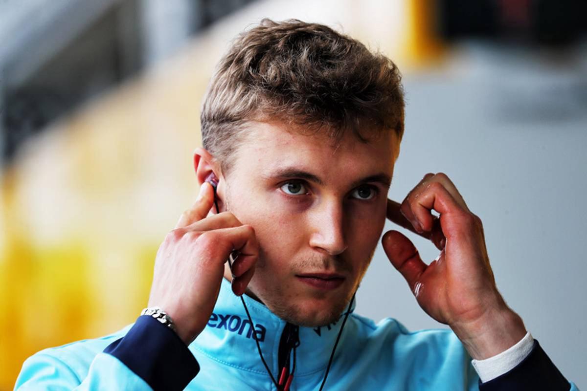 F1 セルゲイ・シロトキン フォーミュラE