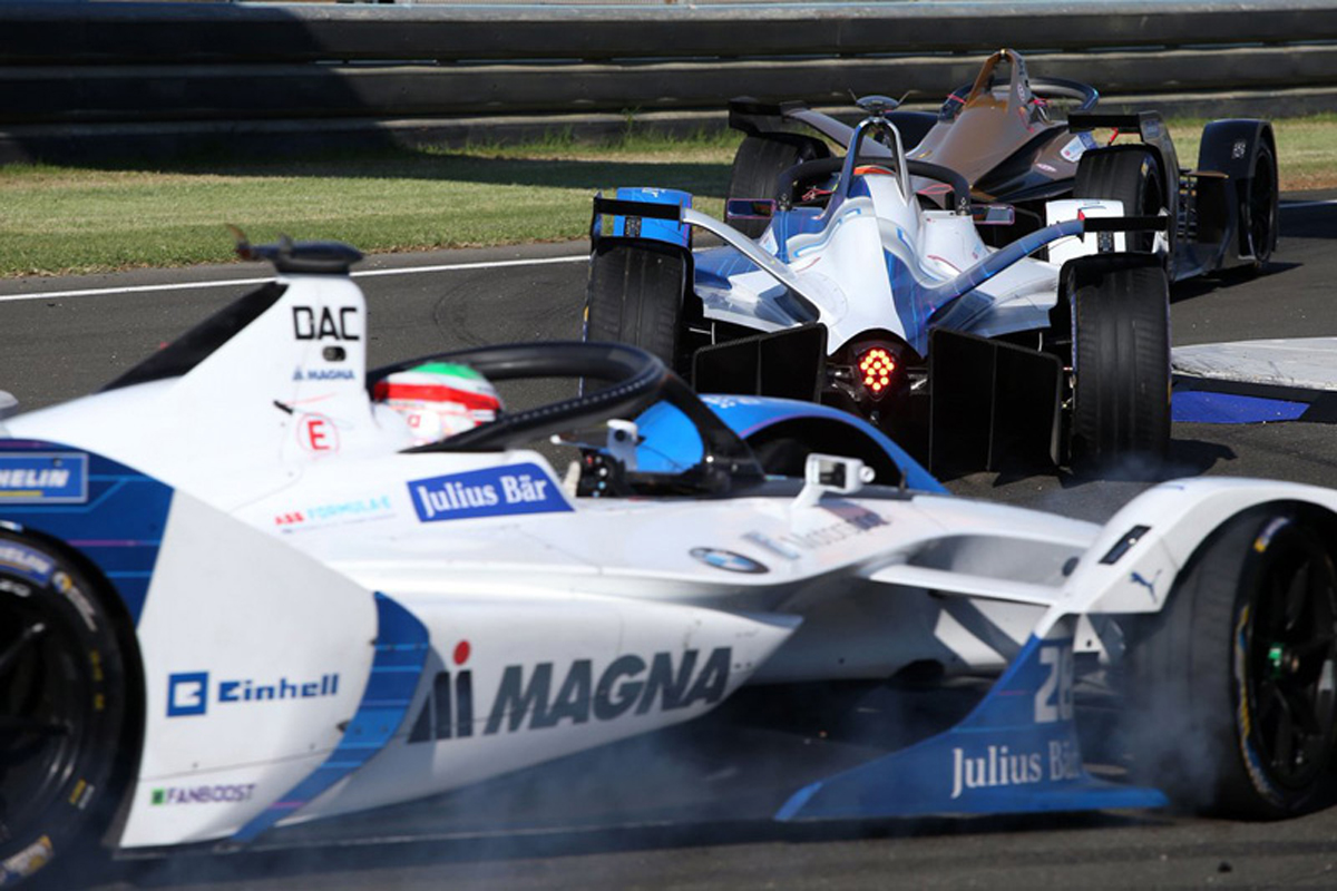 F1 フォーミュラE