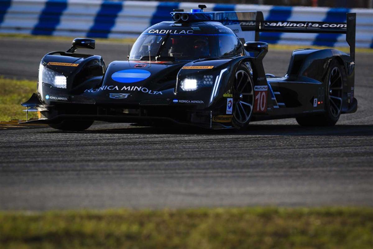 F1 小林可夢偉 デイトナ24時間レース