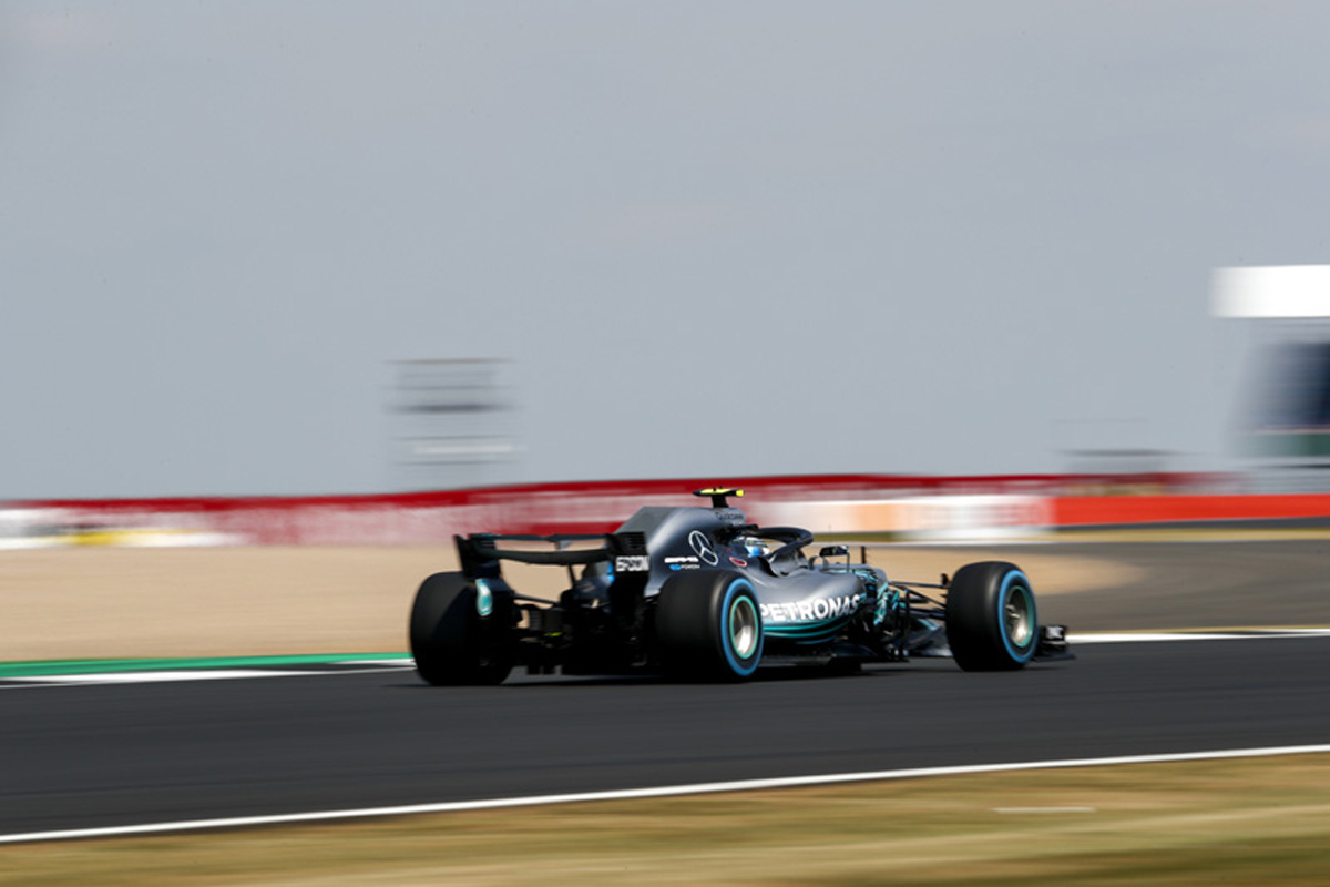 F1 シルバーストン・サーキット イギリスグランプリ