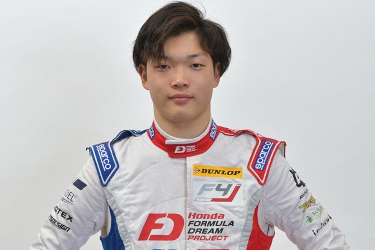 F1 ホンダF1 名取鉄平