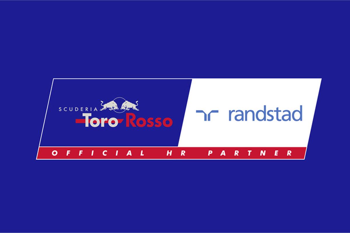 F1 スクーデリア・トロ・ロッソ ランスタッド