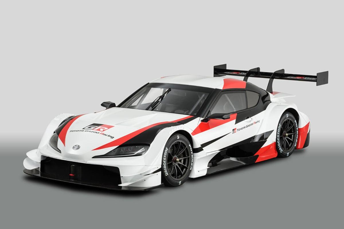 トヨタ SUPER GT トヨタ・スープラ
