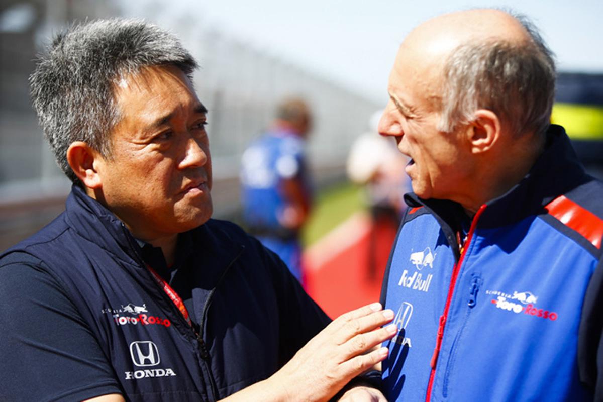 F1 ホンダF1 スクーデリア・トロ・ロッソ