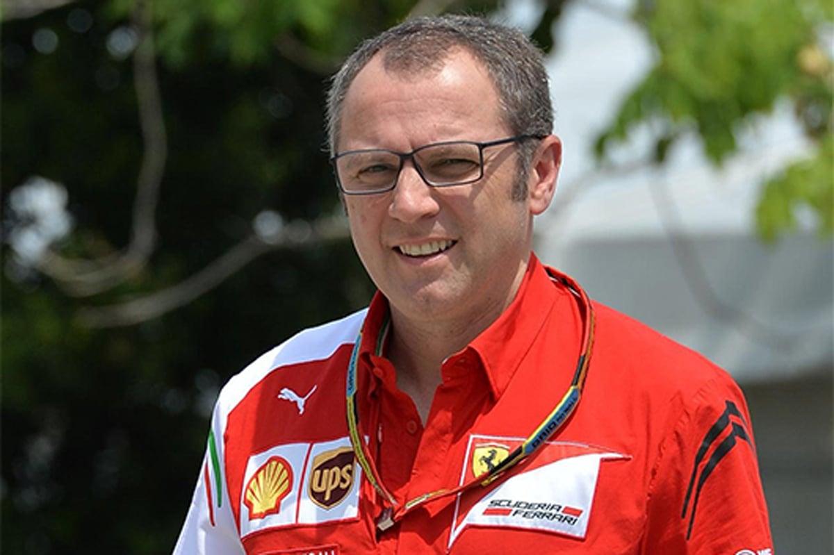 F1 フェラーリ ステファノ・ドメニカリ