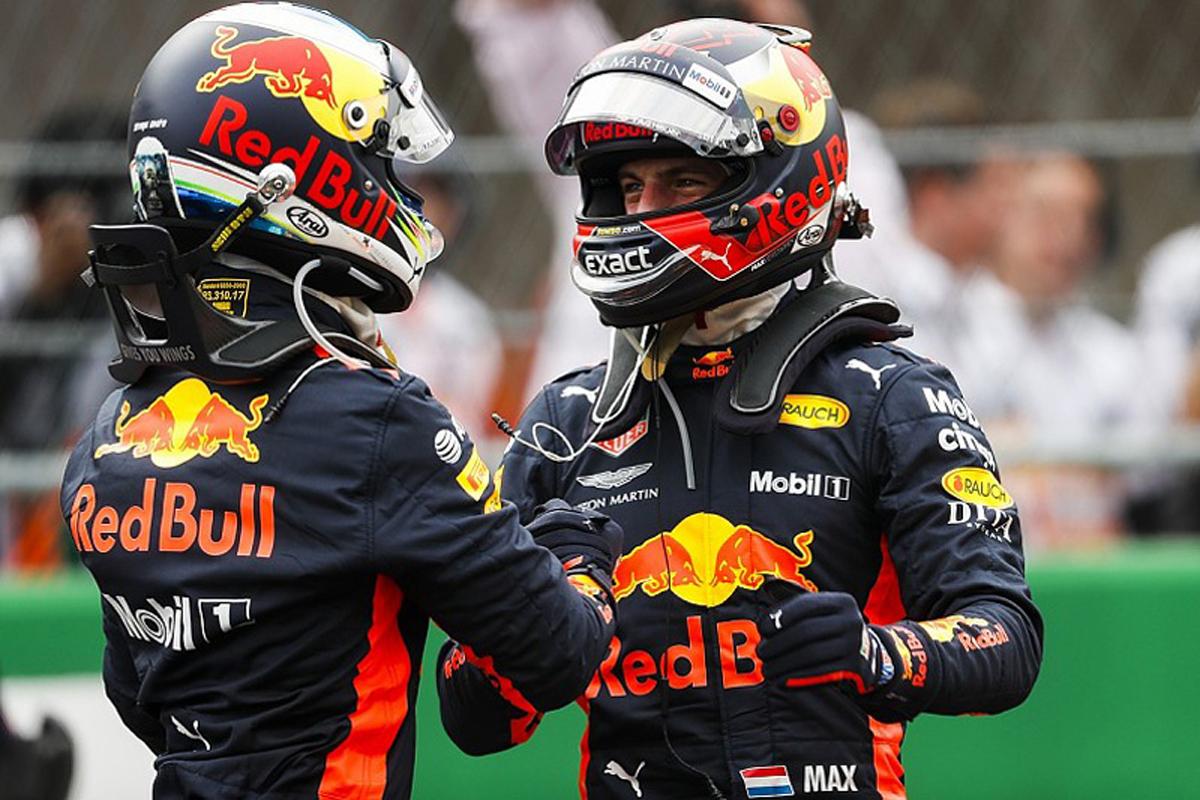 F1 レッドブル・レーシング マックス・フェルスタッペン