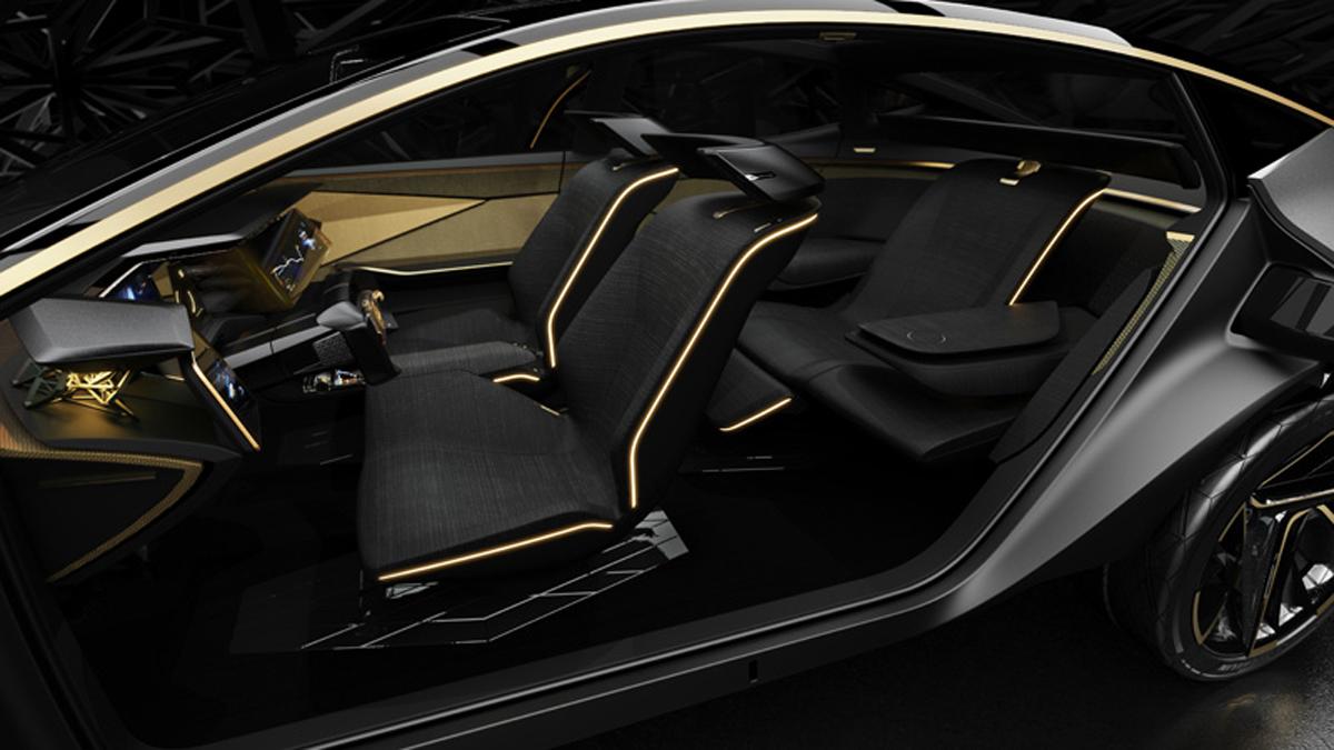 日産 電気自動車 コンセプトカー 北米国際自動車ショー
