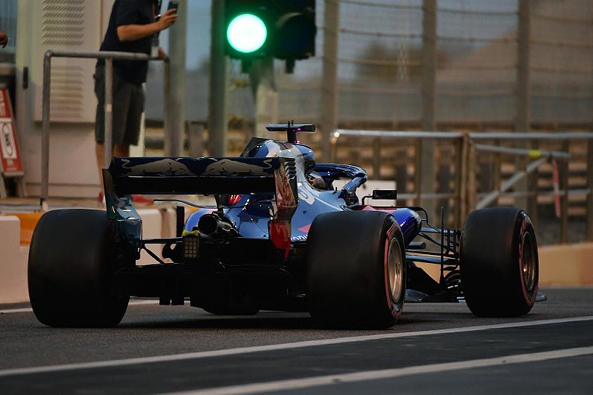 F1 ホンダF1 トロロッソ
