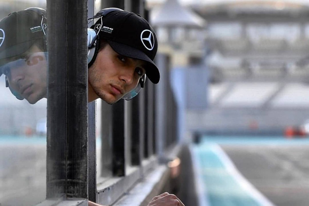 F1 エステバン・オコン メルセデス