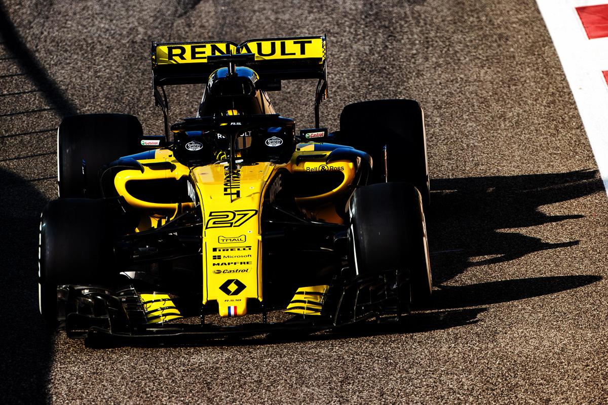 F1 ルノーF1 2019年のF1世界選手権