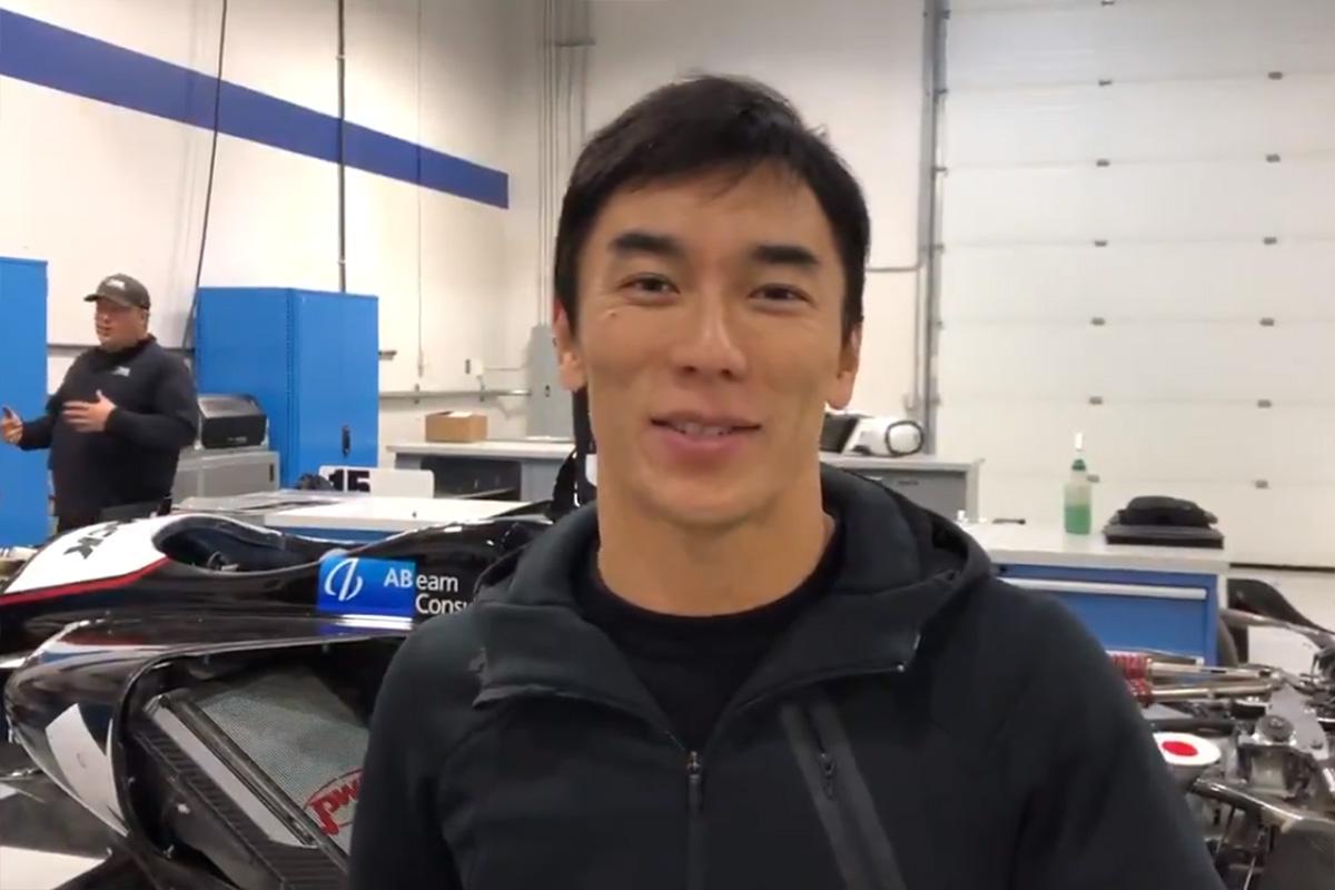 佐藤琢磨 インディカー・シリーズ