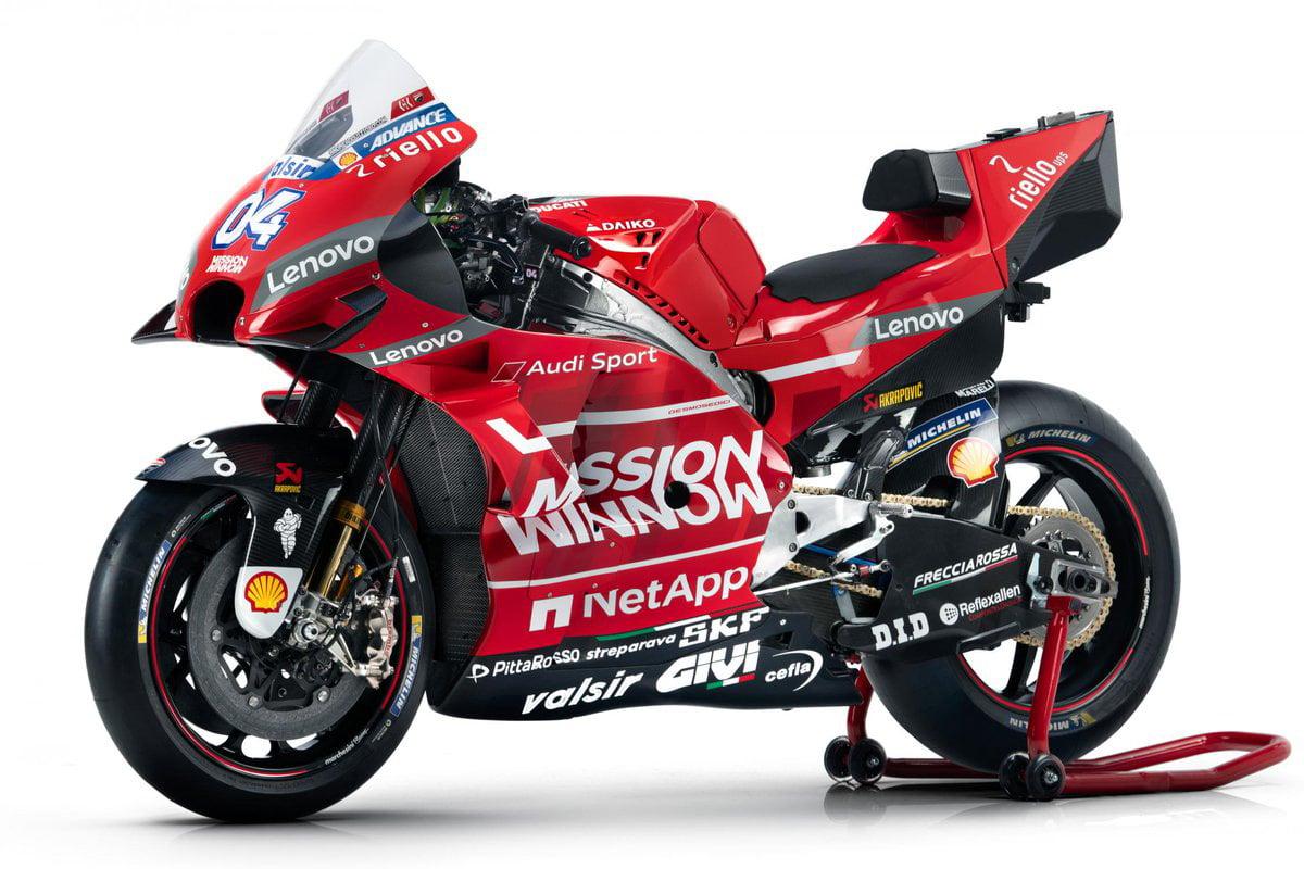 MotoGP Ducati  Desmosedici GP19
