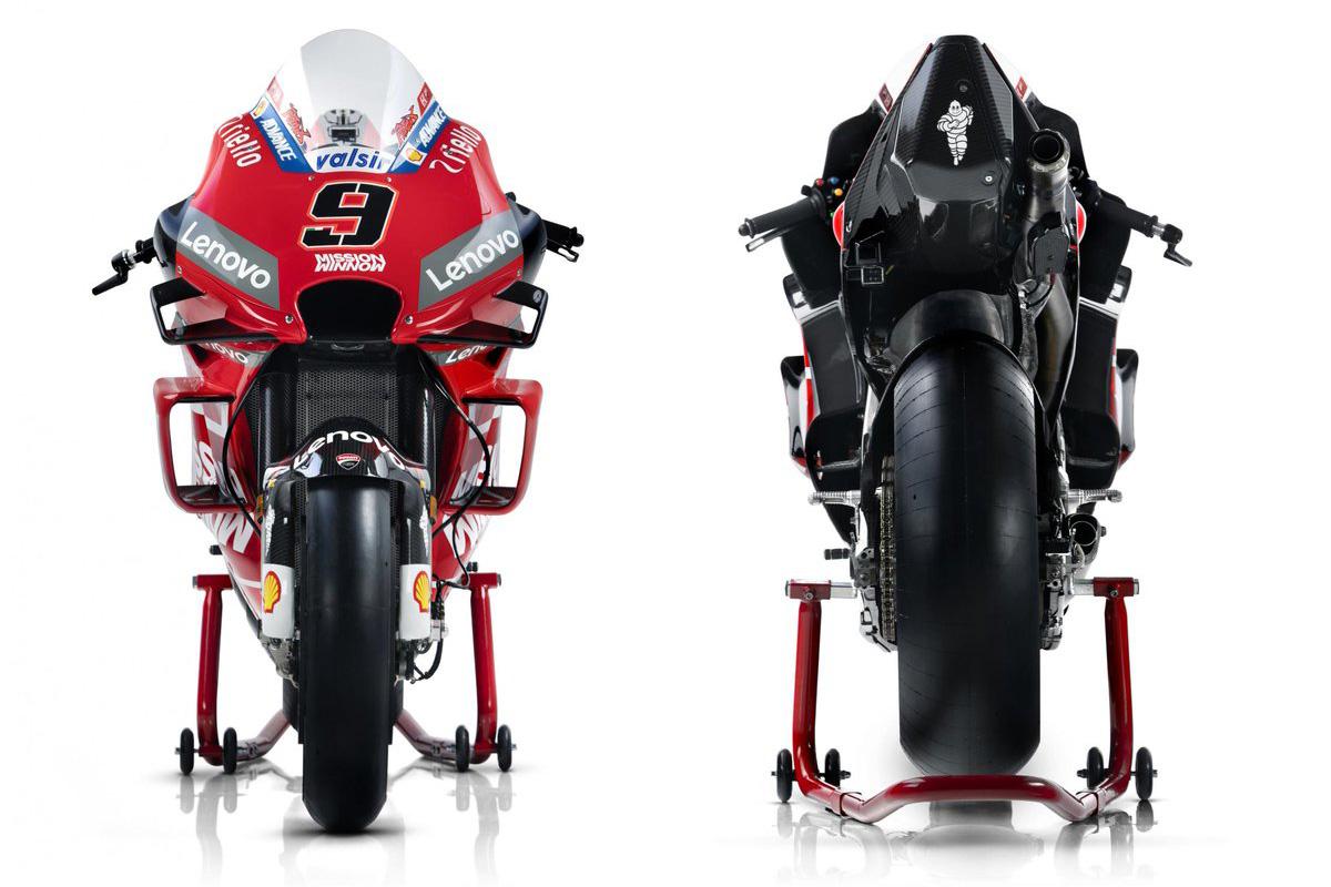MotoGP ドゥカティ デスモセディチGP19