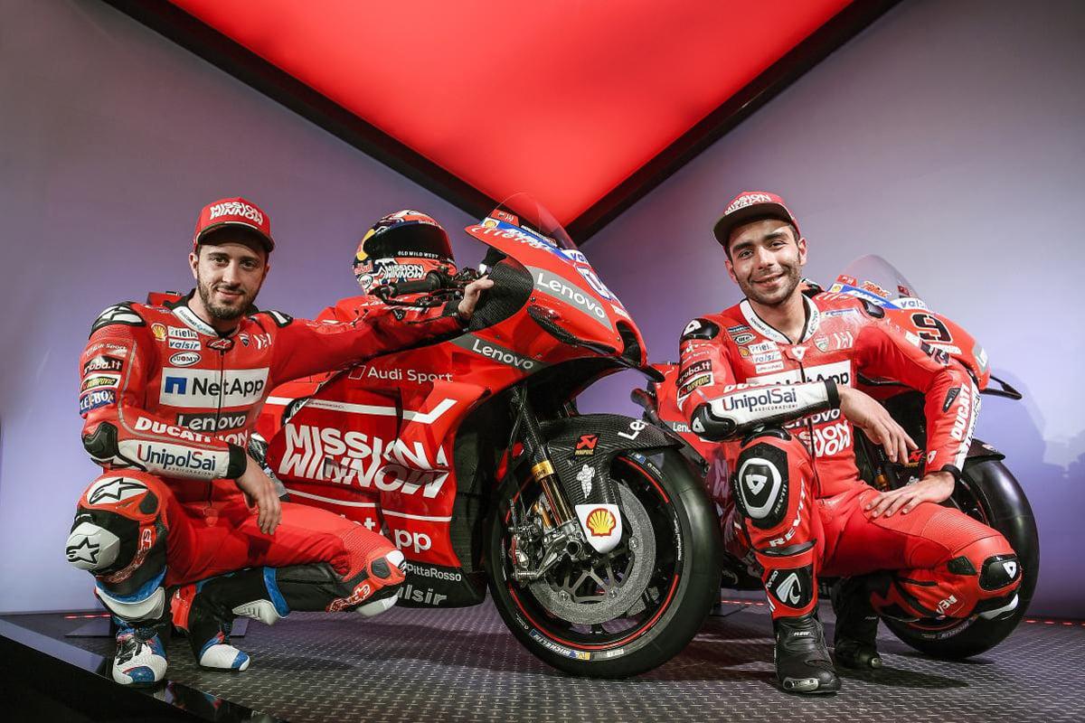 ドゥカティ MotoGP