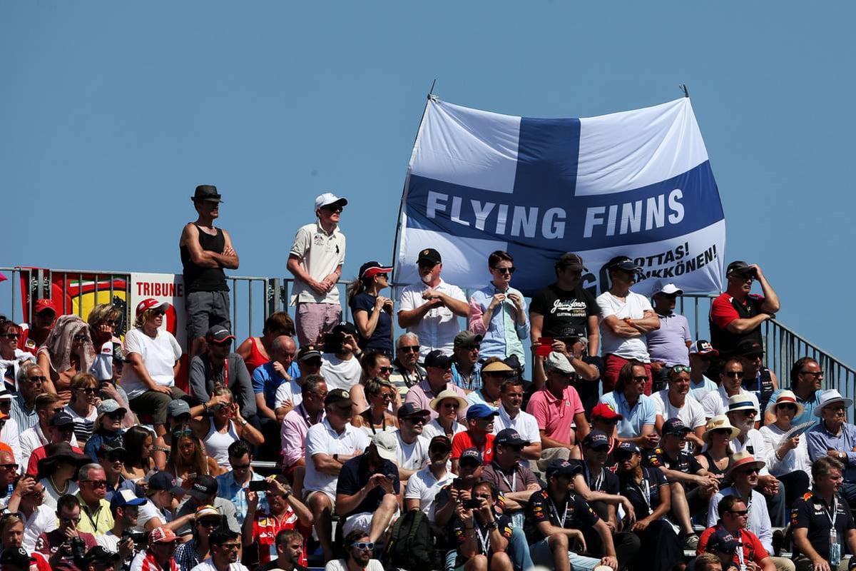 F1 フィンランドGP