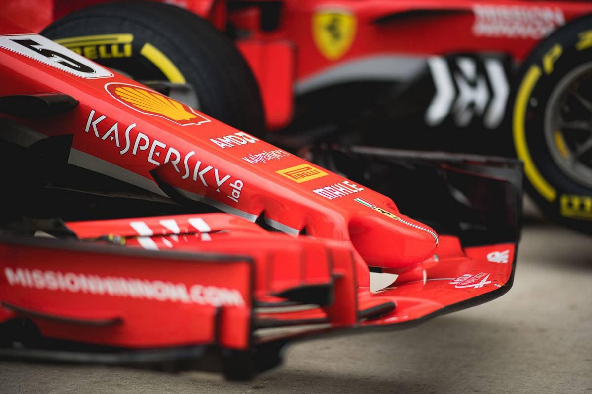 F1 フェラーリ 2019年のF1世界選手権