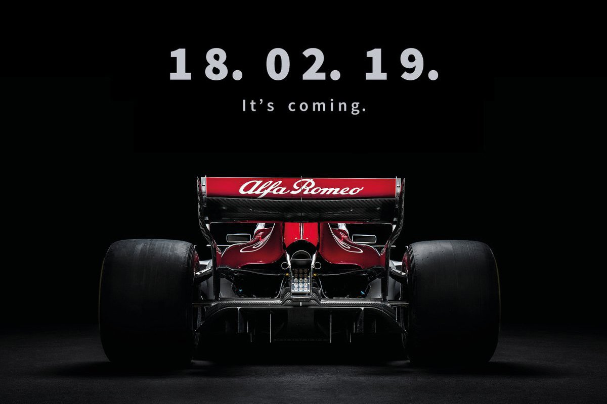 F1 ザウバー C38